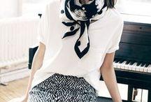 Fashion - Black & White