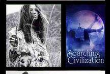 Citizens of Civilization / Pictures, book memes for the Citizens of Civilization series.
