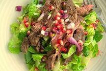 Gluten Free Salads / by Skinny GF Chef