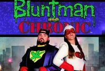 Bluntman & Chronic / by Debbie Snead