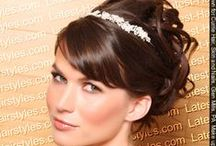 Hair Ideas / Ideas for hair styles for your special occasion