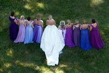 Bridesmaids, Flower Girls and Ring Bearers! / Awesome inspirations and ideas for your Bridal Party!
