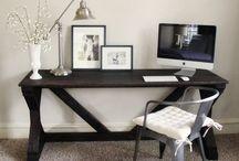 Office/Craft Room / by Carrie Nolen