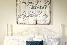 Master Bedroom / by Carrie Nolen