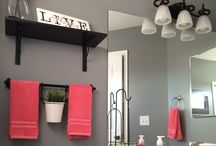 Guest Bath and 1/2 Bath / by Carrie Nolen
