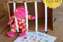 Dramatic Play / Dramatic Play ideas for preschoolers and young children.