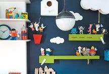 Great Kids Rooms / We love these unpretentious, whimsical, light-hearted, and most of all FUN rooms for the little ones. We hope you find inspiration and ideas in these pins to create your own child's room, or maybe even a play room for your inner child.
