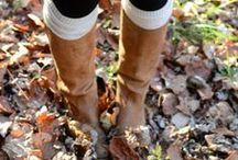 Fall/winter look book / Inspiration board:)