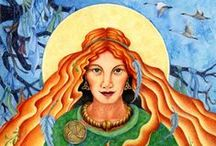 Candlemas / Imbolc / For the holy-day of the Growing Light.