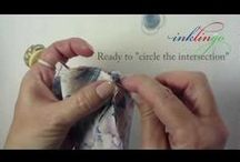 Hand Piecing How-To / Inspiration and video. You can do this.