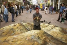Julian Beever / by Stephanie Wafer