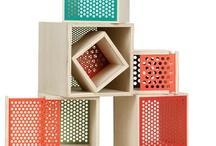 organize / by Jessie Rubenstein