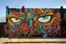 Grafite & Street Art
