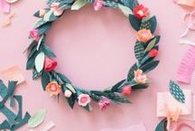 Spring / Spring-themed DIY ideas, crafts, recipes, and more. See our other boards for even more creative ideas in specific themes and for holidays or special events. Happy crafting!