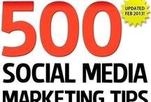 My Book / 500 Social Media Marketing Tips - expert tips for businesses! $3.99 at Amazon.com (US) #socialmedia #facebook #marketing