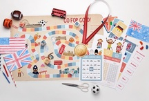 Sporty Creativity / Olympic-sized DIY fun: crafts, recipes, and more! See our other boards for even more creative ideas in specific themes and for holidays or special events. Happy crafting!