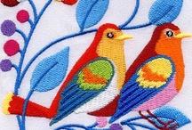 i love to stitch