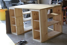 DIY Woodworking Projects / by Desiree Tolle Forwoodson