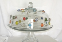 BEADED TABLE WARE / by Dawn Marelli
