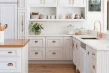 Kitchen Love / kitchen inspiration, kitchen decor, kitchen ideas