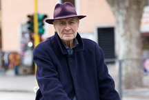 FASHIONABLE MEN ON THE STREET / i / by Marcos Rosa