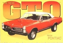 My little GTO / by Michele Browning