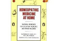 homeopathic options / by Michele Browning