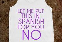 T-shirt Ideas / by G.O.R.G.E.O.U.S