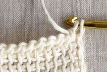 CRAFT | Knitting & Crocheting / by Stacey King