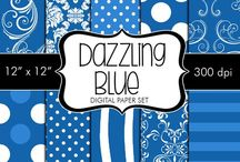 Pantone Spring 2014 Color~ Dazzling Blue