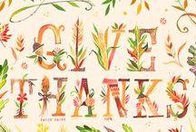 Autumn / by Jacqueline Maldonado Art & Design