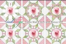 Inklingo Castle Wall Quilts