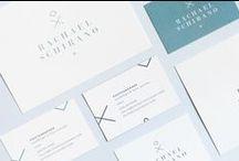 Business cards / Diseño de tarjetas de visita