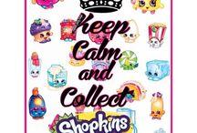 Shopkins party / sammys 8th bday party / by Karen Rivera