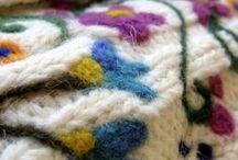Needle Felting / Needle felting crafts. DIY, designs, tutorials, inspiration, ideas, tips, and more.
