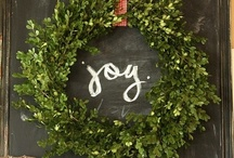 Joyeux Noel / by Keely Thorne