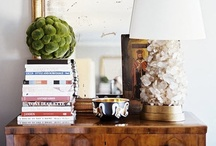 Home Styling / by Keely Thorne