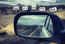 bucket list / by Heather K