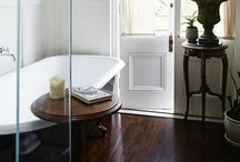 inspiration :: bathroom / by Megan Perry