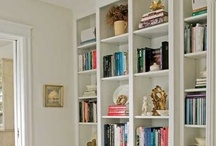 Bookcases ~ Shelves / by Liesl Leman