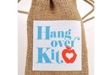 NOLA welcome bags / by Keely Thorne