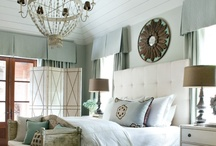 Master Bedroom / by Keely Thorne