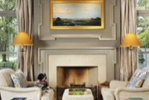 Living Rooms / by Keely Thorne