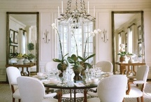 Dining Rooms / by Keely Thorne