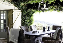 Outdoor Spaces / by Keely Thorne