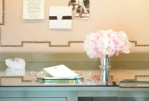 Office Nook / by Keely Thorne