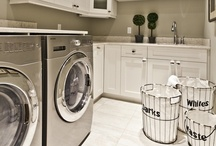 Laundry Rooms / by Keely Thorne