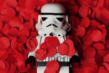Star Wars nerd / by Andrea Parenteau