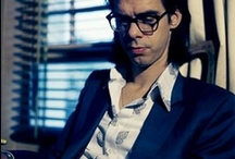Nick Cave / by Anne Georgakilas