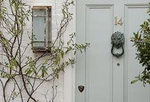 Doors ~ Exterior view / by Liesl Leman